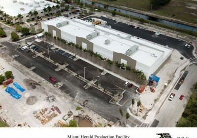 Miami Herald Production Facility