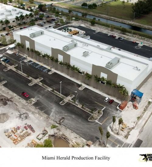 Miami Herald Production Facility